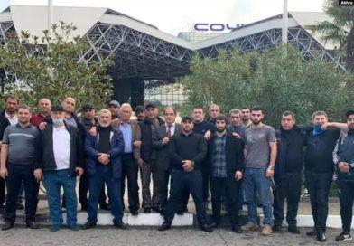 L'engagement des Arméniens d'Abkhazie pour l'Artsakh