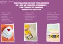 Distribution des kits de produits d'hygiène pour femmes et enfants d'Artsakh