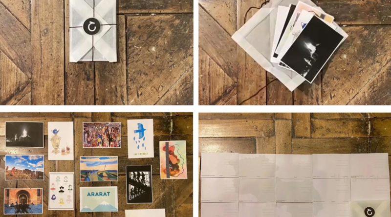 14 cartes postales pour l'Artsakh