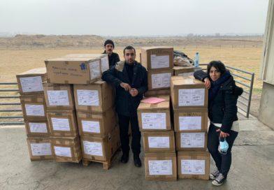 Journal de bord : Charjoum en Arménie