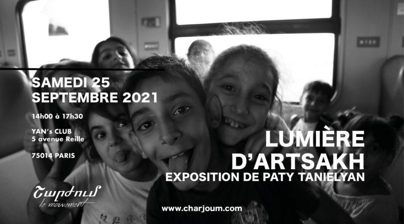 "Exposition photos ""Lumières d'Artsakh"" avec Paty Tanielyan"